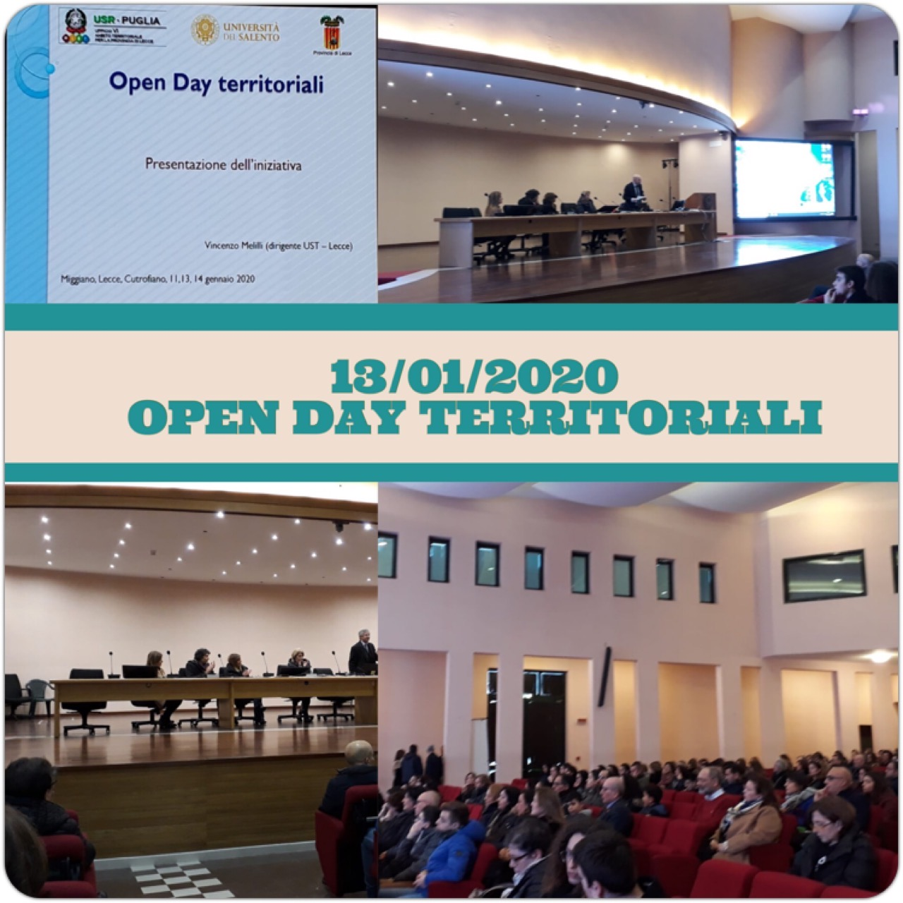 open day territoriali